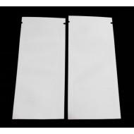 "2"" x 4.75"" White Mylar Foil Pouch (1000 bags) - 02MFW0475"