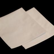 """6"""" x 6"""" OD PAKVF4W White MylarFoil MiniPouch; (1000/case) - 06MFW06"""
