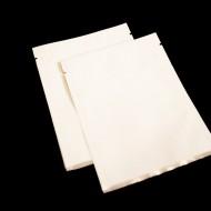"""3.0"""" x 4.5"""" OD PAKVF4W White MylarFoil MiniPouch (1000 bags) - 03MFW045BNL"""