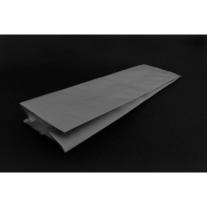 "5.5"" x 3.625"" x 15.5"" PAKVF4C side gusset pouch (500/case) - 055VF4C03625SG155"