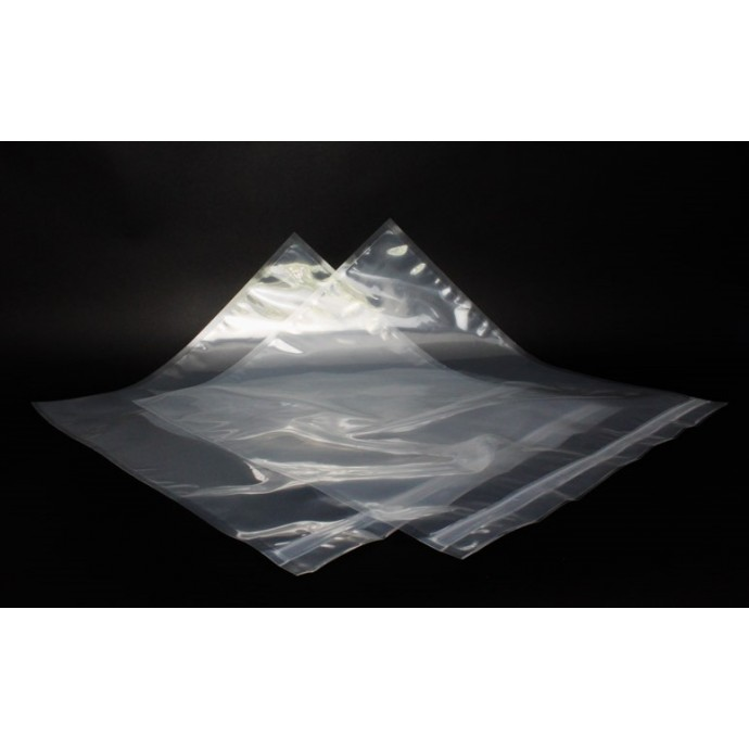 """20"""" x 24"""" Clear Boilable Vacuum Pouch with ZipSeal; (25 Pouches) - 05MP2024OZE"""