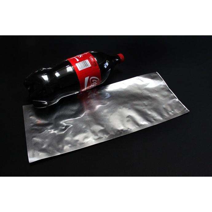 "7.5"" x 18"" Mylar Foil Bag (500/case) - 075MFS18L125"