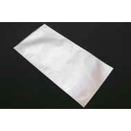 "13"" x 20.5"" White Mylar Foil bag (200/case) - 13P4CW205"