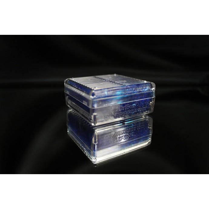 45.5 Gram Blue Indicating Silica Gel DriBox; (24/case) - 1494SB99CS
