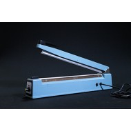 "16"" Tabletop Hand Impulse Sealer - 5mm Seal - IPK-405H"