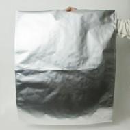 "24"" X 28"" OD PAKVF4C Mylar Foil Bag (150/case) - 24V4C28"