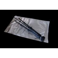 "30"" X 51"" OD PAKVF4 MylarFoil bag (50/case) - 30MFS51WS"