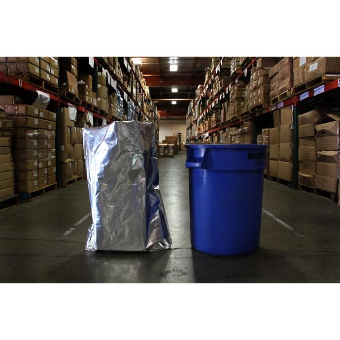 "42"" x 48"" Mylar Foil Bag; (50/case) - 42MFS48"