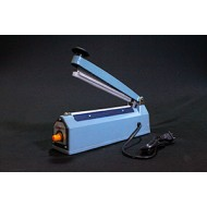 "IPK-205H: 8"" Tabletop Hand Impulse Sealer - 5mm Seal"