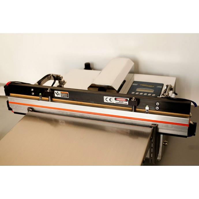 "ZVAK800E - 31.5"" Stainless steel retractable nozzle vacuum sealer"