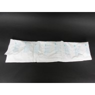 CD125ST6ADH: 125 gram x 6 bags Cargo/container desiccant w/ adhesive in Tyvek (12 strips/case)