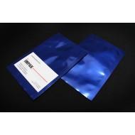 "4"" x 6""  Blue Mylar Foil Pouch; (1000/case) - CTN04MFBL06"