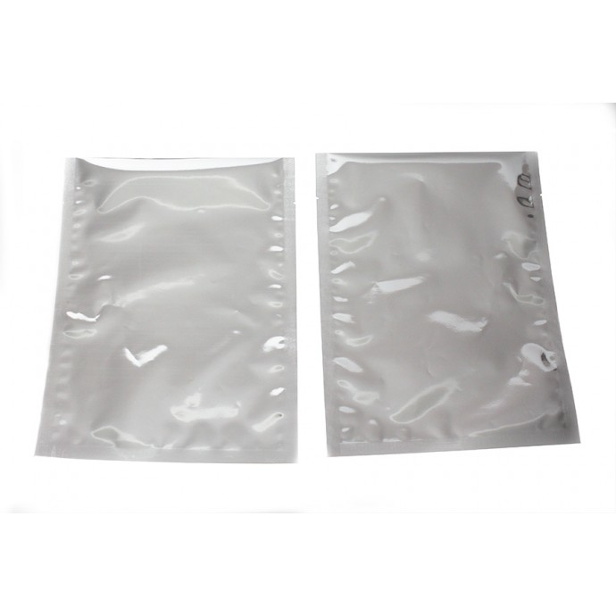 "8"" x 10"" Metalized Mylar Pouch; (1000/case) - CTN35M0810FC"