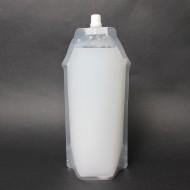 """7"""" x 10.5"""" x 4"""" OD 2L  Double Gusset SpoutPak™ (500 bags) - FTS05DG"""