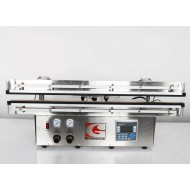 GVS3100R-PLC 31 Inch Twin Retractable Nozzles Dual Heat Vacuum Sealer