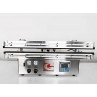 GXVS-31TS 31 Inch Twin Retractable Nozzles Dual Heat Vacuum Sealer
