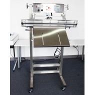 "GXVS-36C: 36"" Custom Pak Retractable Nozzle Vacuum Sealer"