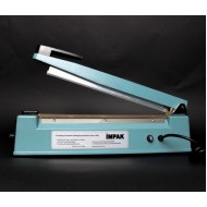 "12"" Tabletop Hand Impulse Sealer - 8mm Seal - IPK-308H"