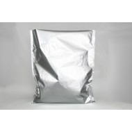 "30"" x 36"" Mylar Foil Bag; (50/case) - 30VF4C36"