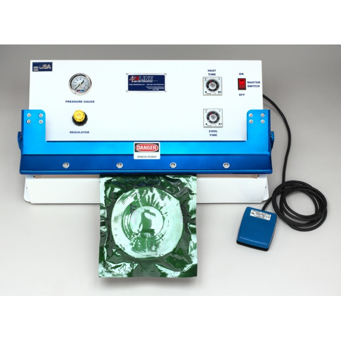 "MP-20:  20"" Industrial Impulse Heat Sealer (PRE-ORDER)"