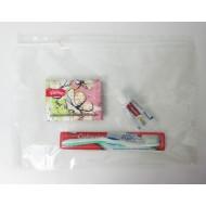 "14.125"" X 10.25"" 3.0 Mil Clear Pull Tab Zipper Pouch; (500/Case) - PM4141251025"