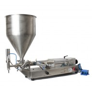 PPF120: Heavy Duty Stainless-Steel Pneumatic Piston Filler for 10-120ml