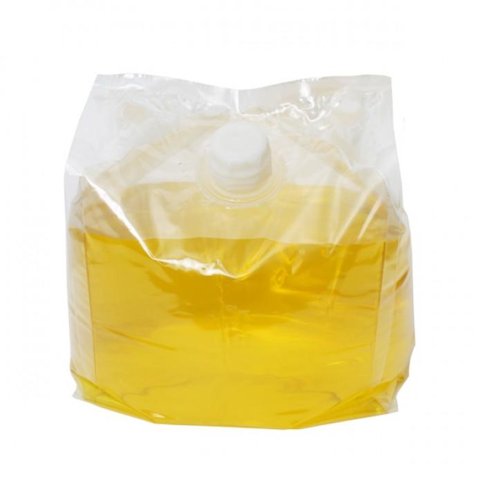 """10.375"""" x 18.125"""" x 9.5"""" OD Clear 10 Liter SpoutPak™ Pouch (50/Case) - SP10LPA33"""