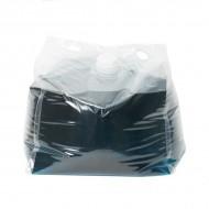 "11.75"" x 21.25"" x 11"" OD Clear 20 Liter SpoutPak™ (10 Bags) - SP20LPA33"