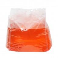 "13"" x 25.5"" x 11.75"" OD Clear 33 Liter SpoutPak™ (10 Bags) -SP33LPA33"