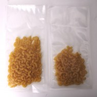 """SS0612N35 - 6"""" x 12"""" 3.5 mil Channel vacuum pouch food saver bag; (500/case)"""