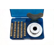 RMH14XEMBK: Embossing Wheel Kit with numbers for RapidMed Sealer