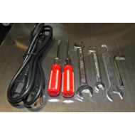 77XTLKT: Stainless Steel Tool Kit for RS1525 Sealers