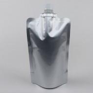 "6.25"" x 10.5""  x 3.625"" OD 1 Liter SpoutPak with 22mm Fitment; 500/case - FTSSP1000CSISL22M"