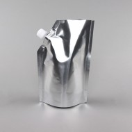 "6"" x 9"" x 3.25"" OD Silver SpoutPak™ (500/case) - SP600MFS06"