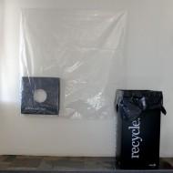 "48"" x 48"" OD Transparent Vacuum Pouch; (10/case) - V3R4848"