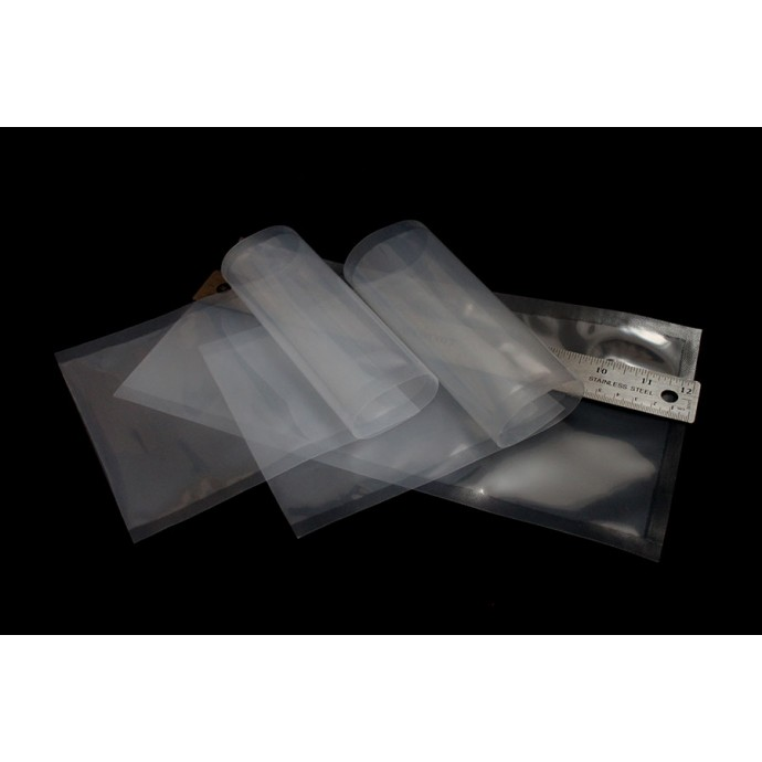 "6"" X 12"" OD Boilable Pouch; (1,000/Case) - V4RB0612"
