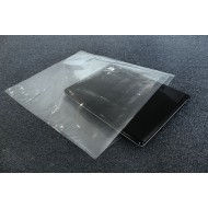 "20"" x 24"" OD Transparent Vacuum Bag; (200/case) - V5R202375"