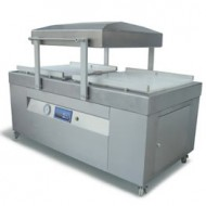 CHDC-860: Double Chamber Vacuum Sealer Machine (PRE-ORDER)