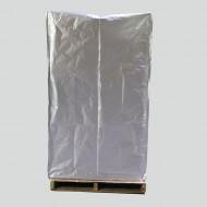 "45.0"" x 45.0"" x 90.0"" CoverPak MylarFoil Side Gusset Pouch - 45MFD45SG90"