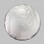 "28"" Diameter MylarFoil Circle Lid for Drum Liners (100/case) - RBBGL28"