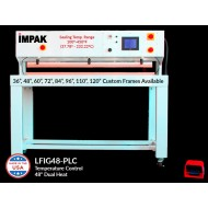 "LFIG48TIC: Heavy Duty 48"" Impulse Vacuum Sealer machine (PRE-ORDER)"