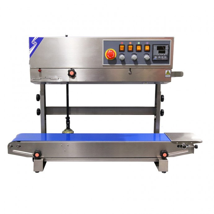 Stainless Steel Vertical Band Sealer with Printer - Digital - RSV1575SS