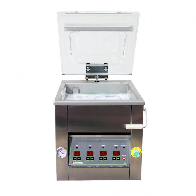 chtc-280f tabletop chamber vacuum sealer