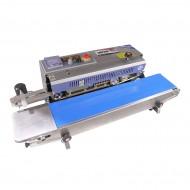 VakRapidGF Stainless Steel Band Sealer - Gas Flush - Left to Right - RSH1525SSGFLR