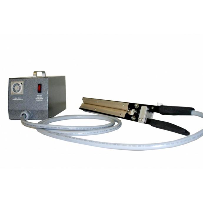 Portable scissor sealer