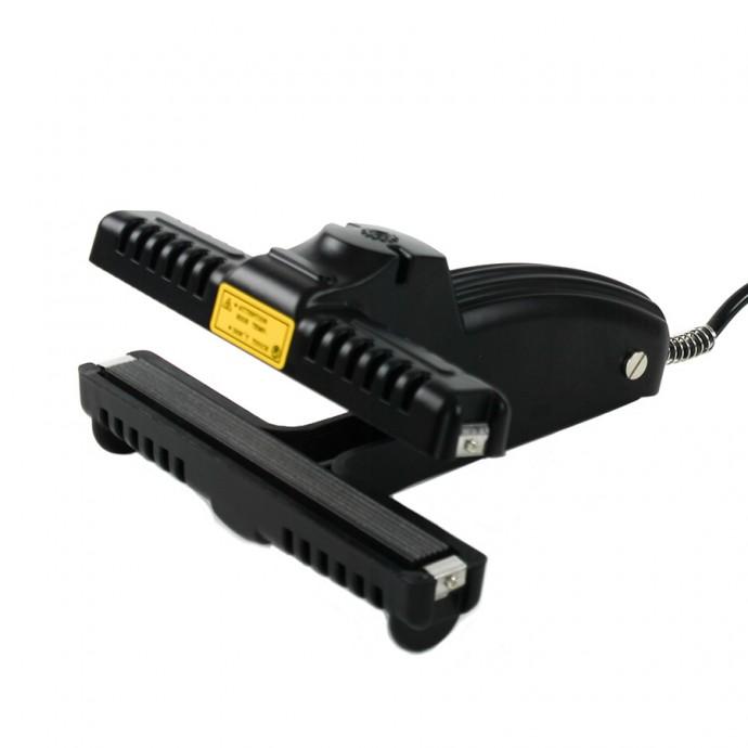 HotJaw portable handheld sealer