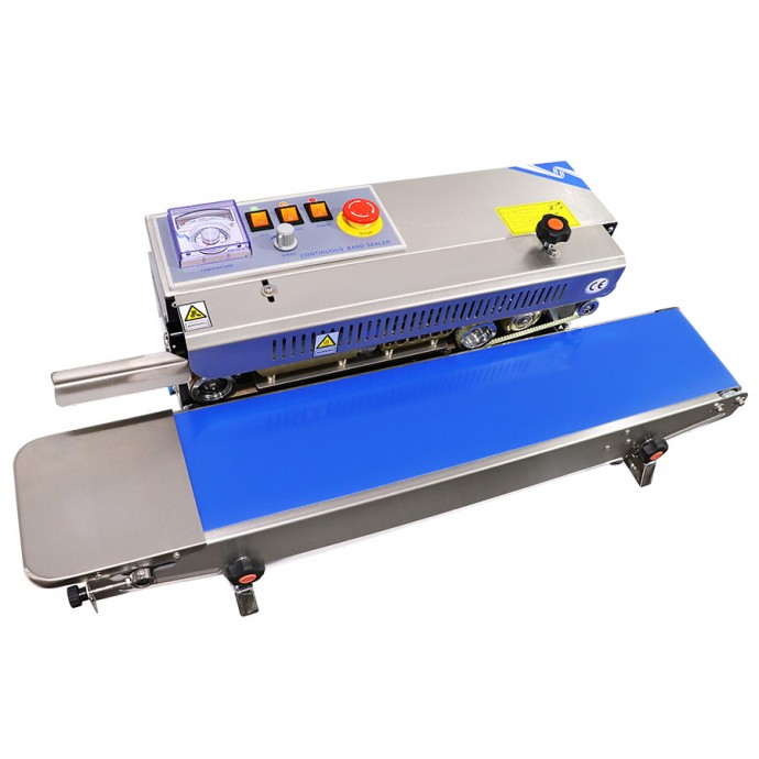 Stainless Steel Band Sealer - Left to Right - RSH1525SS-LR