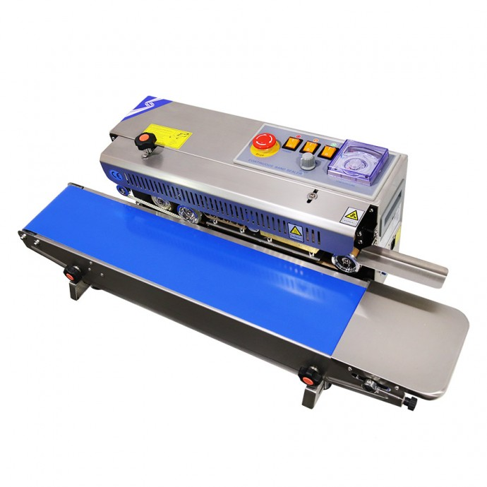 Stainless Steel Band Sealer - Right to Left - RSH1525SS-RL