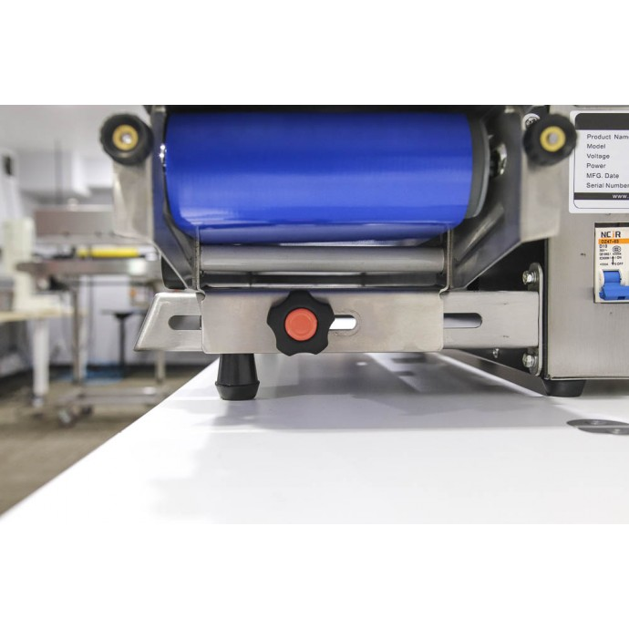 Rsh1525ss Rl Stainless Steel Band Sealer Right To Left