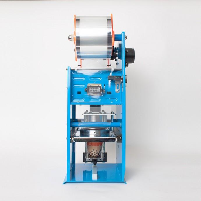 CS95SA: Semi-Automatic Circular Cup / Tray Sealer